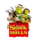 Shrek Christmas Emoticon