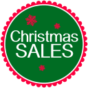 Christmas Sales Emoticon