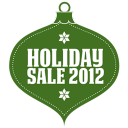 Holiday Sale 2012 Emoticon