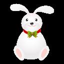 Rabbit Long Ears Emoticon