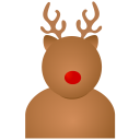 Rudolf Emoticon