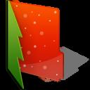 Folder Open Emoticon