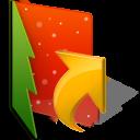 Folder Links Emoticon