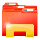 Folder Library Emoticon