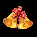 Christmas Bells Emoticon