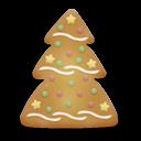 Christmas Cookie Tree Emoticon