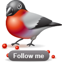 Bullfinch Follow Emoticon