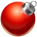 Ball Red 2 Emoticon