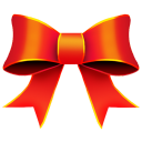 Ribbon Red Emoticon