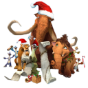 Ice Age Christmas Emoticon