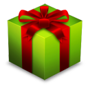 Gift Box Emoticon