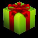 Gift Box Emoticon