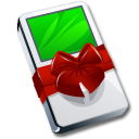Ipod Gift Emoticon