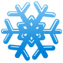 Snow Flake Emoticon