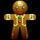 Ginger Man Emoticon