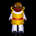 Black Peter Emoticon