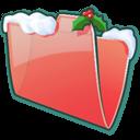 Folder Snow Emoticon