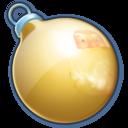 Ball Yellow Emoticon