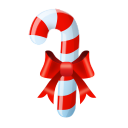 Candycane Emoticon