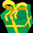 Christmas Present Emoticon