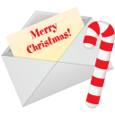 Christmas Letter Emoticon