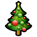 Christmas Tree Emoticon