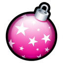 Christmas Ball 5 Emoticon