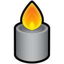Candle 4 Emoticon