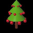 Xmas Tree Emoticon