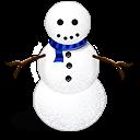 Snowman Emoticon