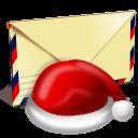 Santa Letter Emoticon