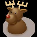 Reindeer Emoticon