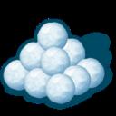 Snowballz Emoticon