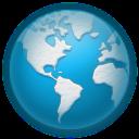 Icy Earth Emoticon