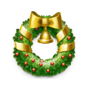Wreath Emoticon