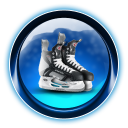 Ice Skate Emoticon