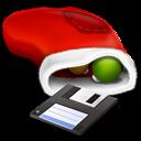 Floppy Drive Emoticon