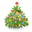 Xmas Tree Emoticon