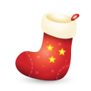 Xmas Stocking Emoticon