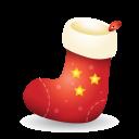 Xmas Stocking Emoticon