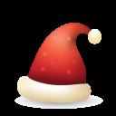 Santa Hat Emoticon