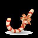 Candycane Emoticon