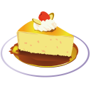 Piece Of Cake Emoticon