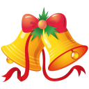 Christmas Bells Emoticon