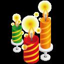 Candles Emoticon