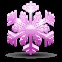 Snowflake 3 Emoticon