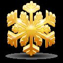 Snowflake 2 Emoticon