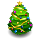 Chrismas Tree Emoticon