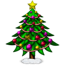 Christmas Tree Emoticon