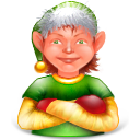 Elf Emoticon